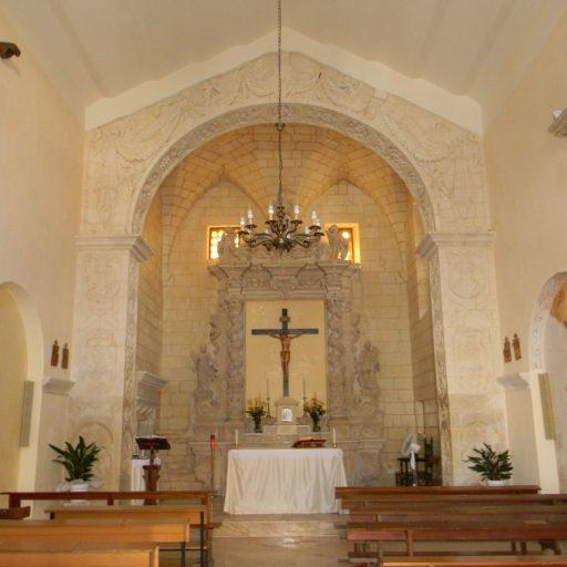 cappella della madonna del carmelo