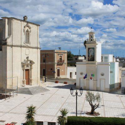 piazza borgagne