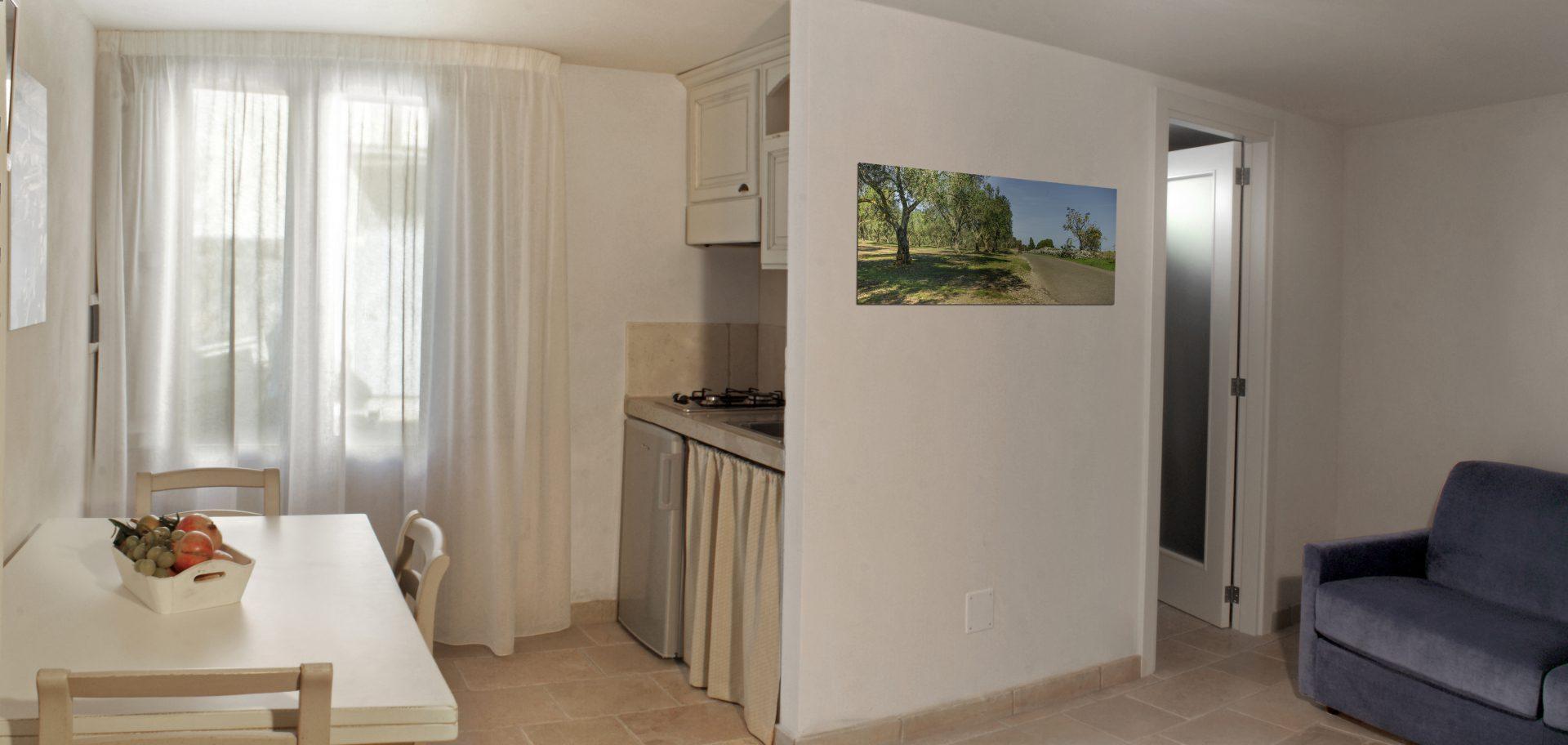 angolo cottura appartamento conca